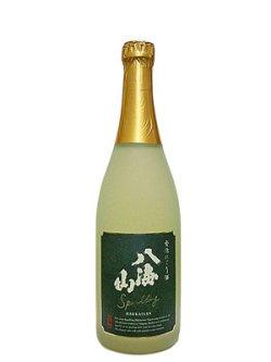 画像1: 八海山 発泡にごり酒 720ml